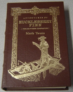 Image for The Adventures of Huckleberry Finn (Tom Sawyer's Companion)