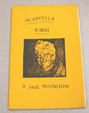 Image for Acappella Rabbi