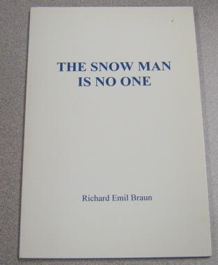 Image for The Snow Man Is No One