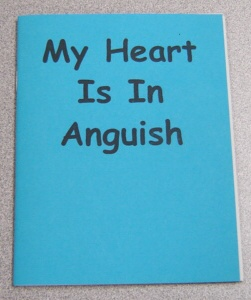 Image for My Heart Is In Anguish (Waterways Project)