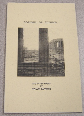 Image for Column Of Silence And Other Poems