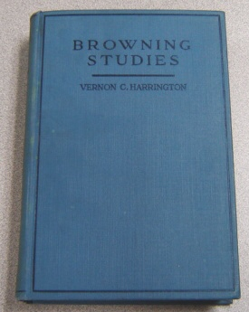 Image for Browning Studies