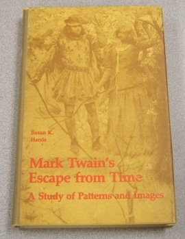 Image for Mark Twain's Escape from Time: A Study of Patterns and Images