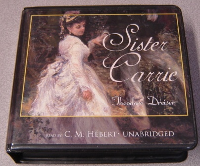 Image for Sister Carrie, Unabridged