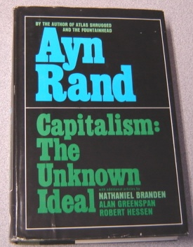 Image for Capitalism: The Unknown Ideal