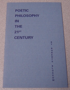 Image for Poetic Philosophy in the 21st Century