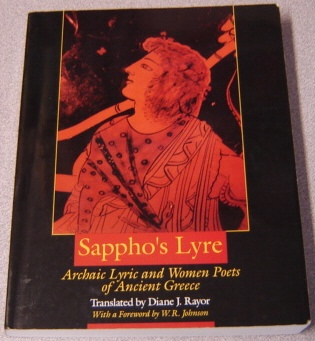 Image for Sappho's Lyre: Archaic Lyric And Women Poets Of Ancient Greece