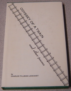 Image for Odyssey Of A Train And Other Poems; Signed