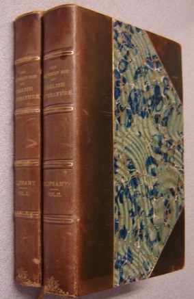 Image for Victorian Age Of English Literature, 2 Volume Set