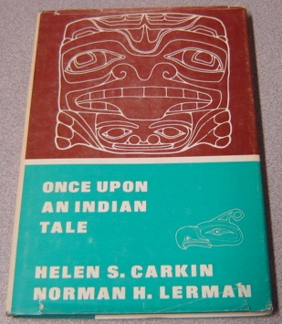 Image for Once Upon An Indian Tale: Authentic Folk Tales; Signed