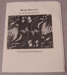 Image for Mars Orange; Signed By Author & Illustrator