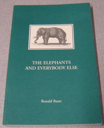 Image for The Elephants And Everybody Else; Signed