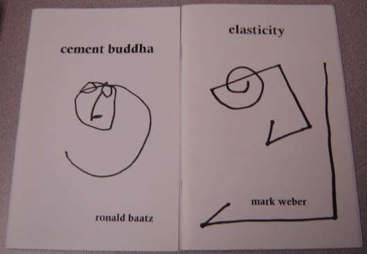 Image for Cement Buddha / Elasticity; Signed By Ronald Baatz