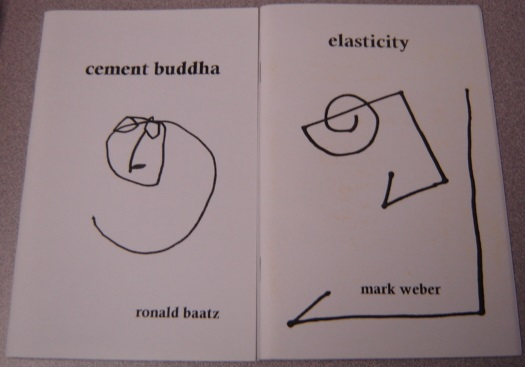 Image for Cement Buddha / Elasticity; Signed By Both Authors