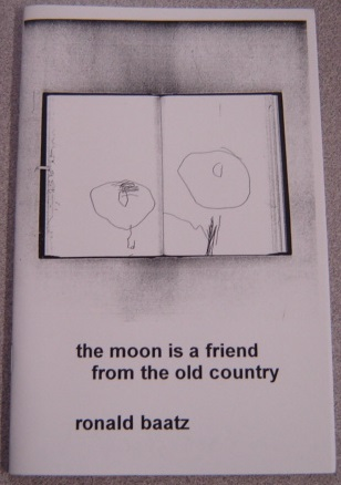 Image for The Moon Is A Friend From The Old Country / Nothing And Everything; Signed By Both Authors