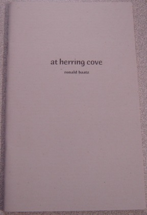 Image for At Herring Cove; Signed