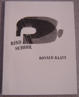 Image for Bird School; Signed
