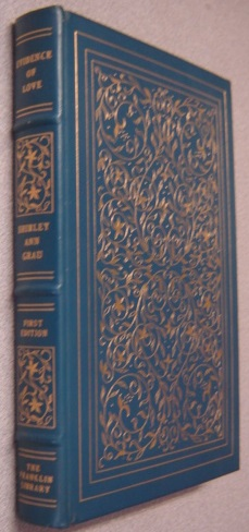 Image for Evidence of Love (First Edition Society)