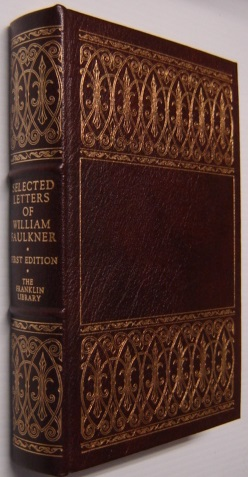 Image for Selected Letters of William Faulkner (The First Edition Society)
