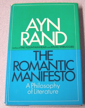 Image for Romantic Manifesto: A Philosophy of Literature