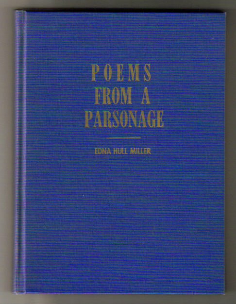 Image for Poems From A Parsonage; Signed
