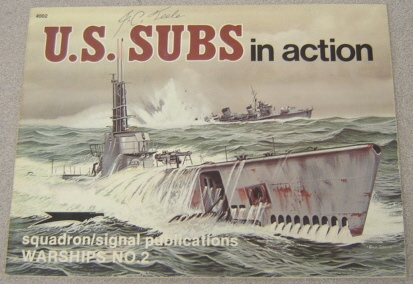 Image for U.S. Subs in Action (Warships No. 2)