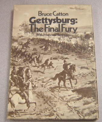 Image for Gettysburg: The Final Fury, With Maps And Illustrations