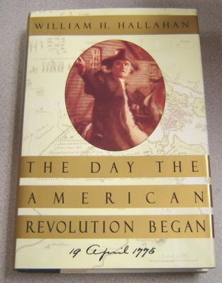 Image for The Day the American Revolution Began: 19 April 1775