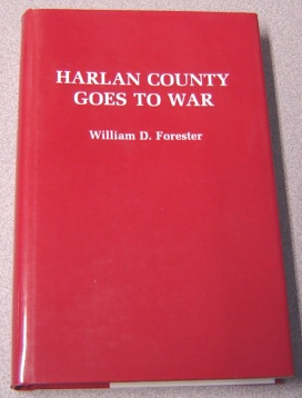Image for Harlan County Goes To War; Signed