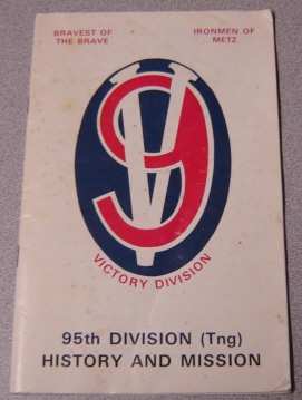 Image for 95th Division (Tng) History and Mission
