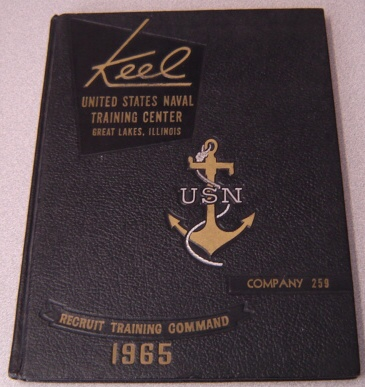 Image for Keel, United States Naval Training Center: Great Lakes, Illinois, Recruit Training Command 1965, Company 259