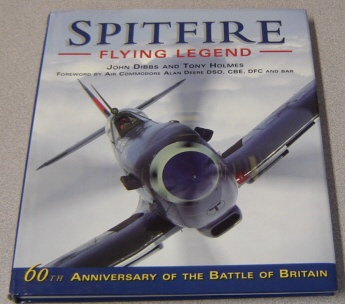 Image for Spitfire Flying Legend: 60th Anniversary Of The Battle Of Britain