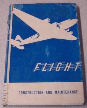 Image for Flight: Construction And Maintenance