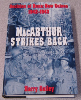 Image for MacArthur Strikes Back: Decision At Buna, New Guinea 1942-1943