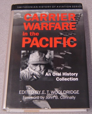 Image for Carrier Warfare in the Pacific: An Oral History Collection (Smithsonian History of Aviation Series)