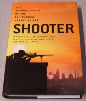 Image for Shooter: The Autobiography of the Top-Ranked Marine Sniper