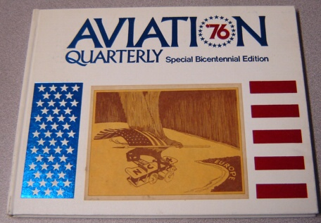 Image for Aviation Quarterly, Volume 2, Number 1, Special Bicentennial Edition