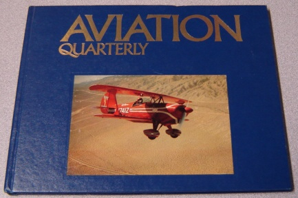 Image for Aviation Quarterly, Volume 3 Number 2