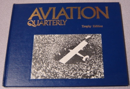 Image for Aviation Quarterly, Volume 3, Number 3, Trophy Edition