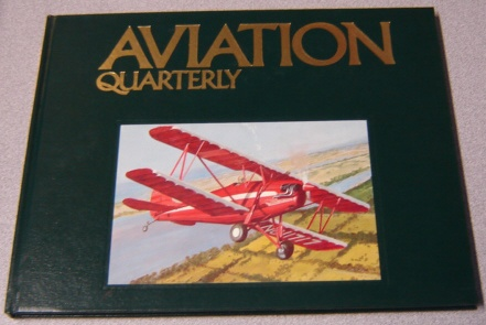 Image for Aviation Quarterly, Volume 6, Number 1