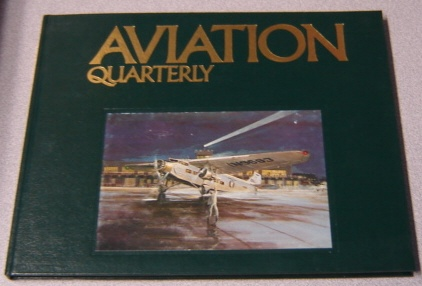 Image for Aviation Quarterly, Volume 6, Number 2