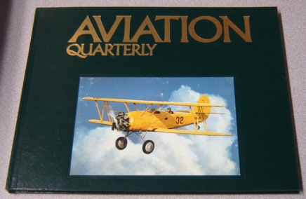 Image for Aviation Quarterly, Volume 6, Number 3
