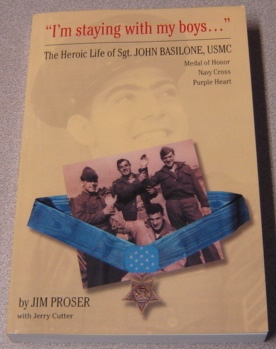 "Image for ""I'm Staying with My Boys..."" The Heroic Life of Sgt. John Basilone, USMC"