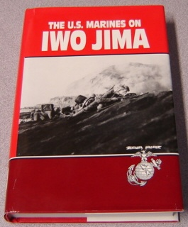 Image for The U. S. Marines In Iwo Jima (Elite Unit Series #6)