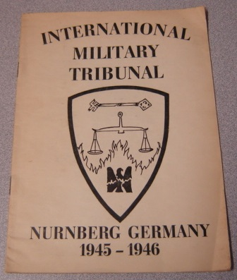 Image for International Military Tribunal Nurnberg (Nuremberg) Germany 1945-1946