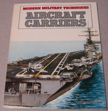 Image for Aircraft Carriers (Modern Military Techniques)