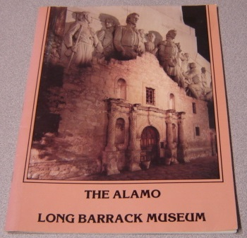 Image for The Alamo : Long Barrack Museum