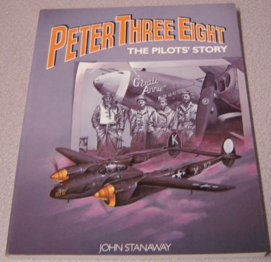 Image for Peter Three Eight: The Pilot's Story