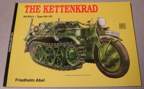 Image for The Kettenkrad: Sd.Kfz.2 - Type HK-101