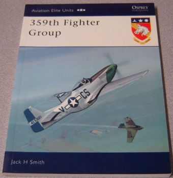 Image for 359th Fighter Group (Osprey Aviation Elite Units 10)